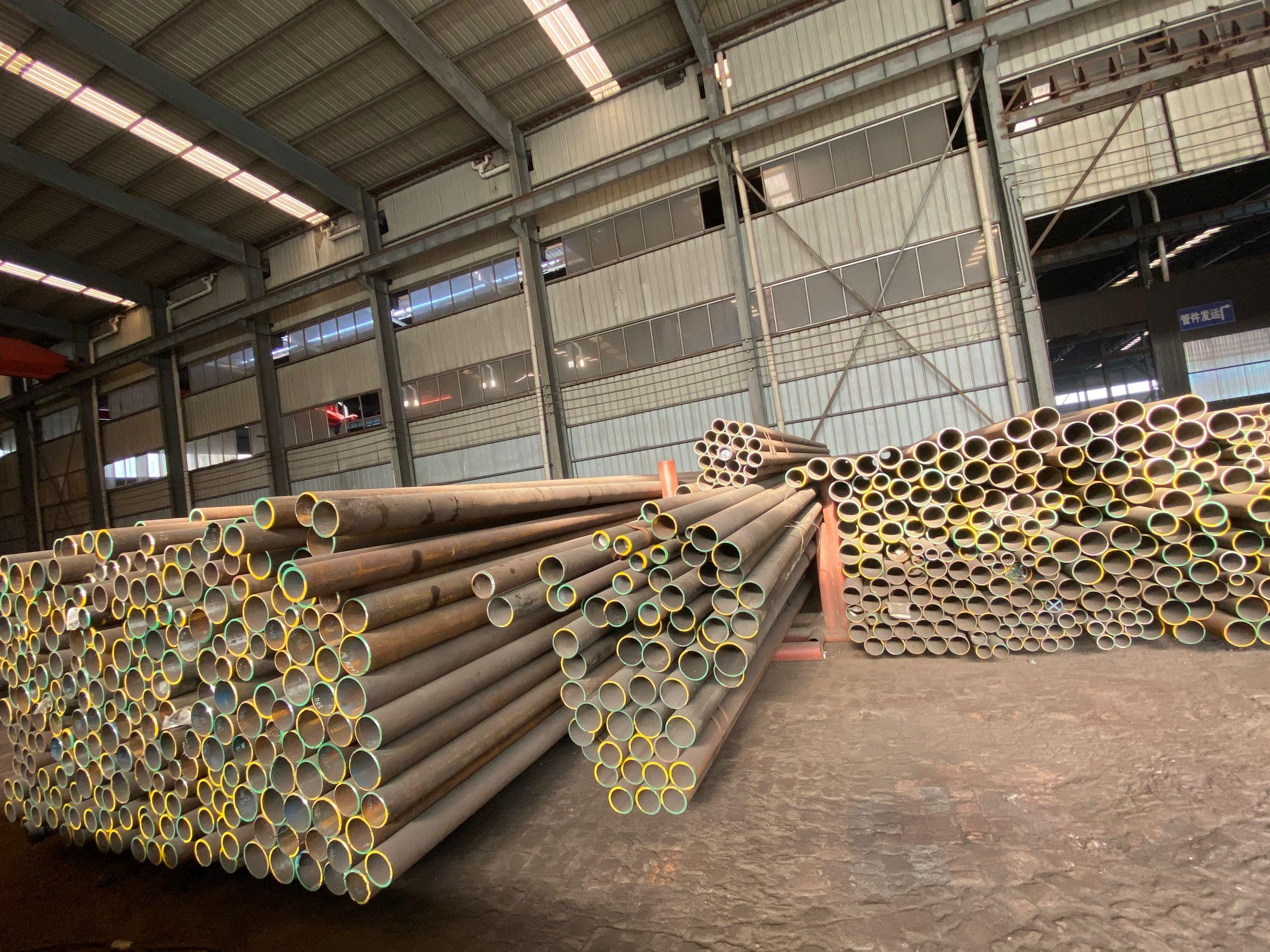 SCH40 Seamless Alloy Steel Pipe Boiler Tube