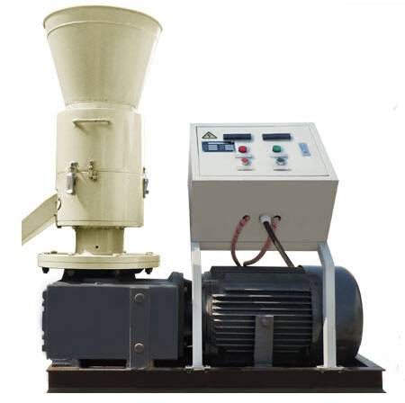 Small Pellets Mill