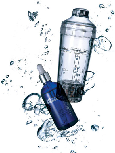 ALKALINE REDUCED WATER IONIZER