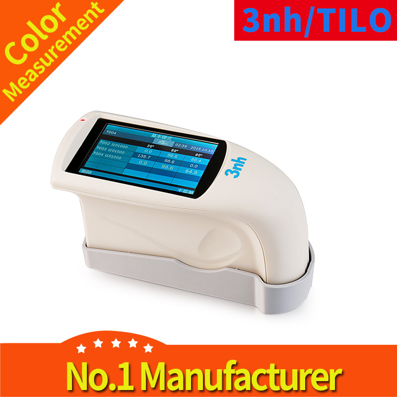 3NH Nhg268 Accuracy Gloss Meter Price Triangle 20 60 85 Degree for Marble, Granite, Automobile, etc