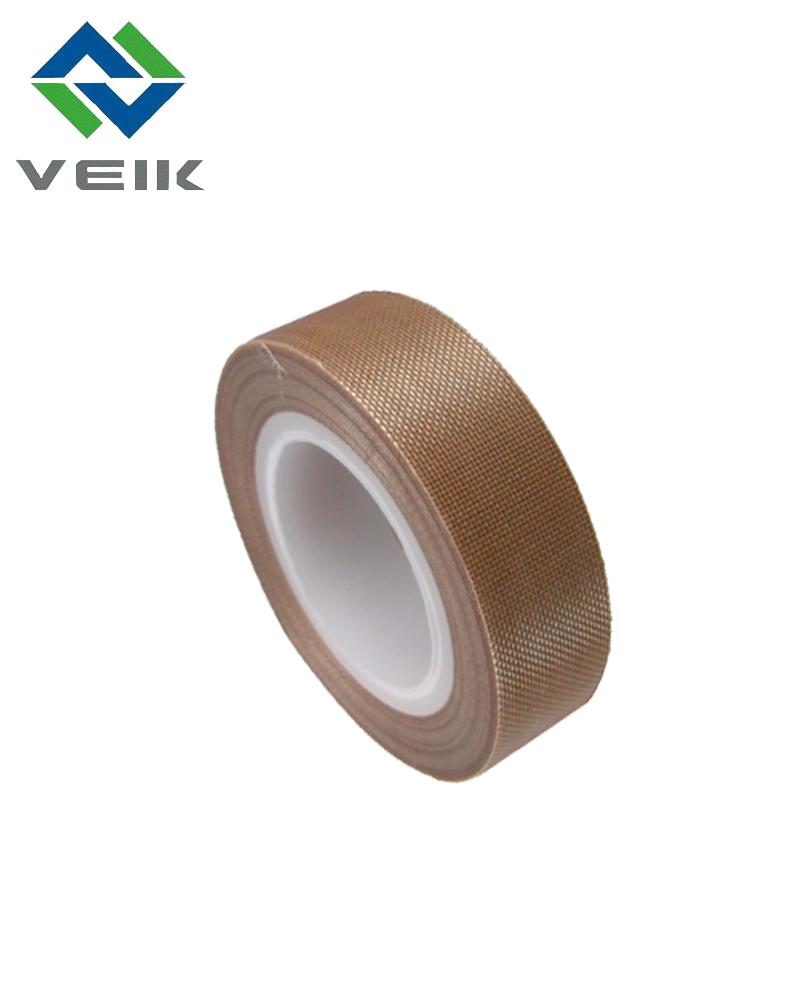 Heat resistant PTFE adhesive tape