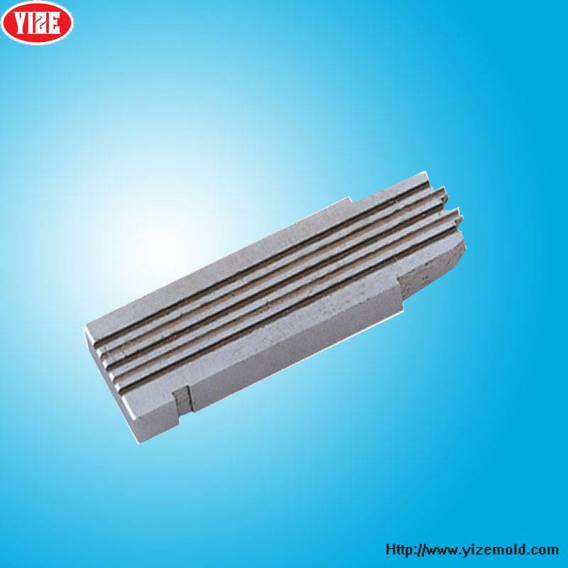 Professional precision mould components machining plastic electronic parts mould