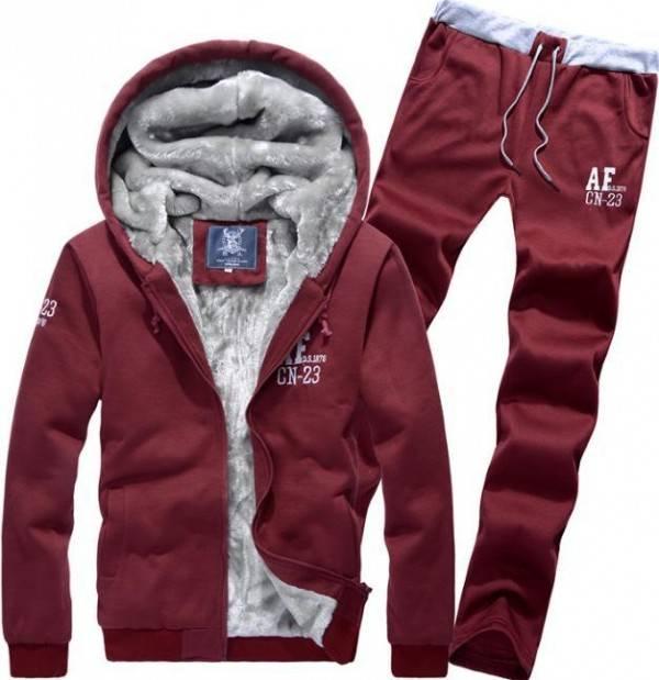 Mens New Fashion Fleece Sweatshirts