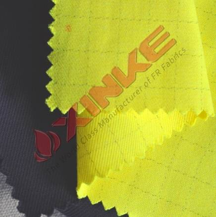 soft touch modacrylic flame protection fabric oil and gas welding
