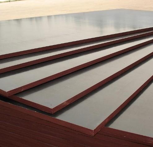 Dynea phenolic brown film faced plywood