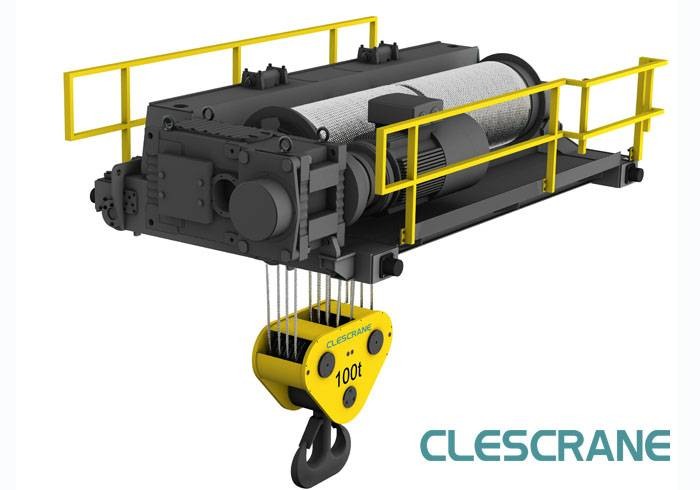 CW Series new design european electric open winches $500-$6000
