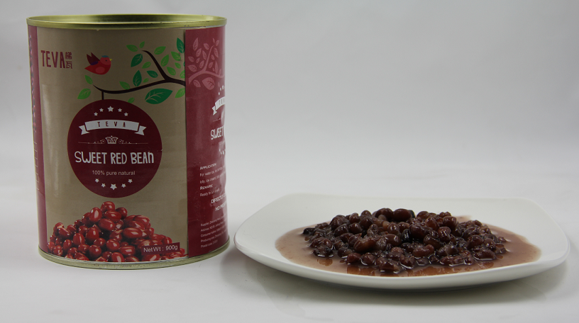 Instant TEVA sweet red bean for dessert