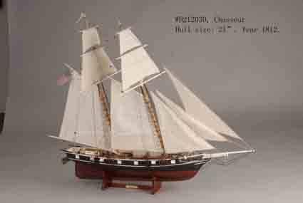 ship model --Chasseur