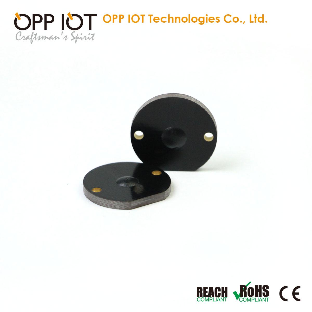 UHF PCB Metal tag usage on the mine