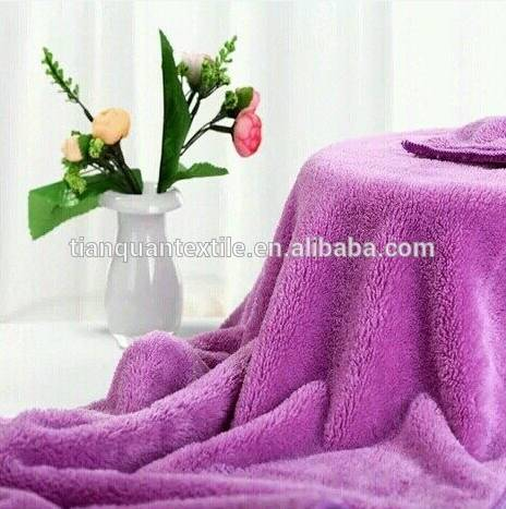 customized highly water adsorbtion microfiber towel 35cm*75cm