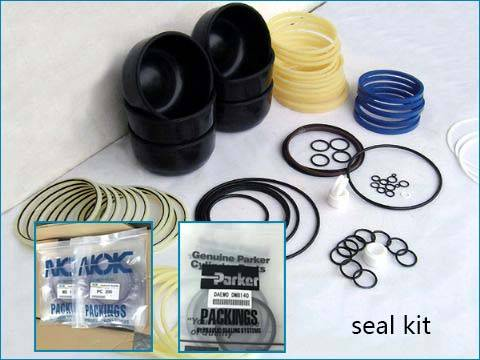 seal kit for excavators