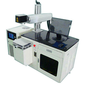 Lvming High Precision 30W CO2 Laser Marking/Engraving Machine