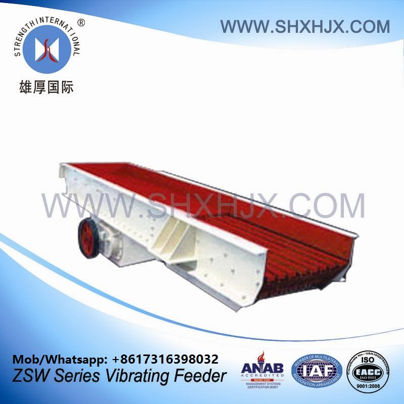 Mining Primary Vibrating Feeder For Big Stone