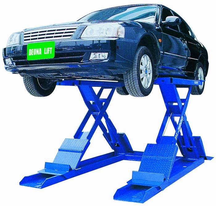 Car Lift : SCISSORS MODEL (DL-3200)