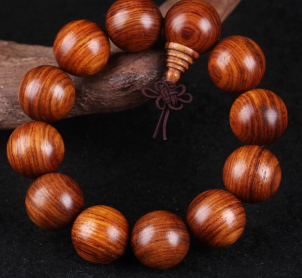 Zambia Yellow Pear bracelet beads jewelry