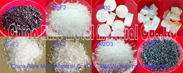evaporation material