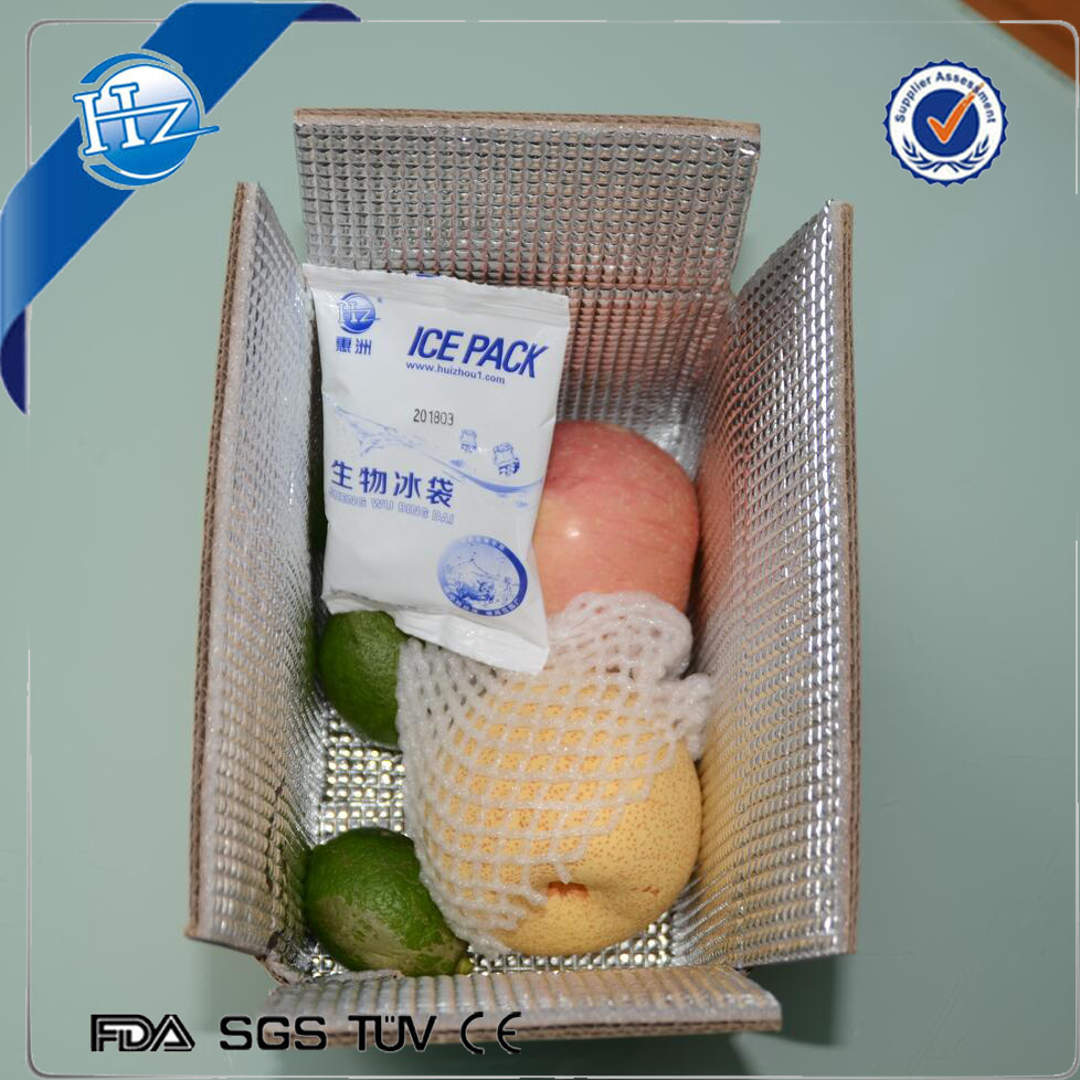 food delivery insulated shipping box