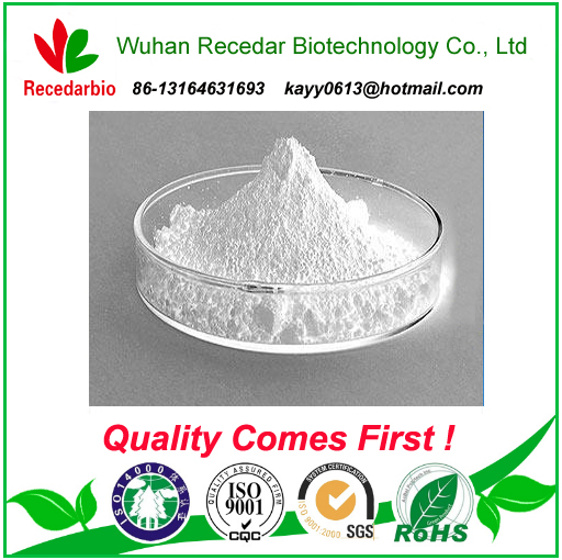 99% high quality raw powder Temozolomide