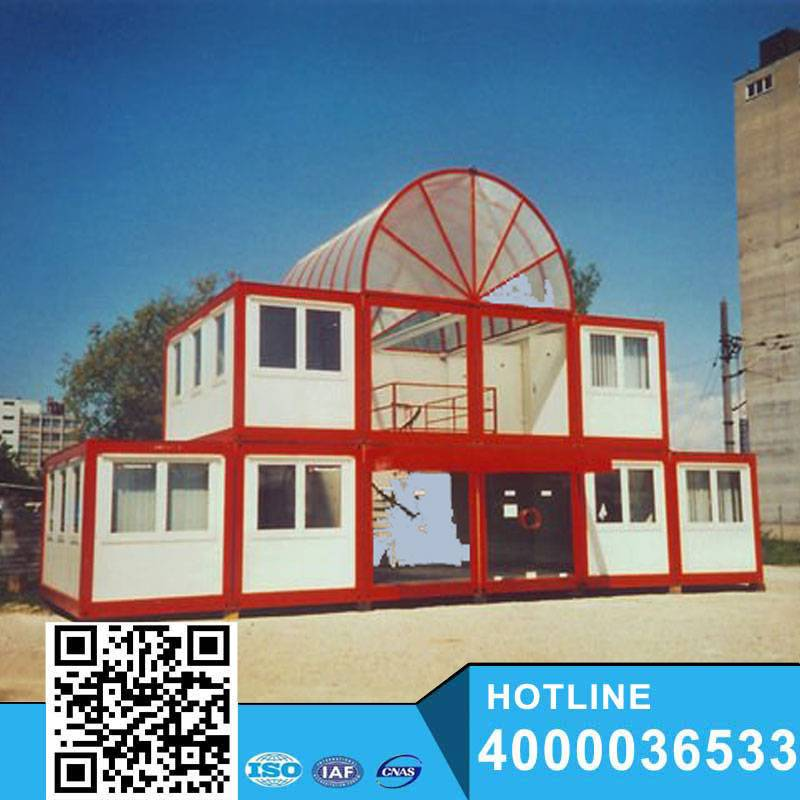 Hot Sale Beautiful Flat Pack Prefab homes