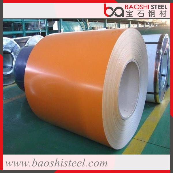2015 High Quality Widely Used Prepainted Galvanized Steel Coils