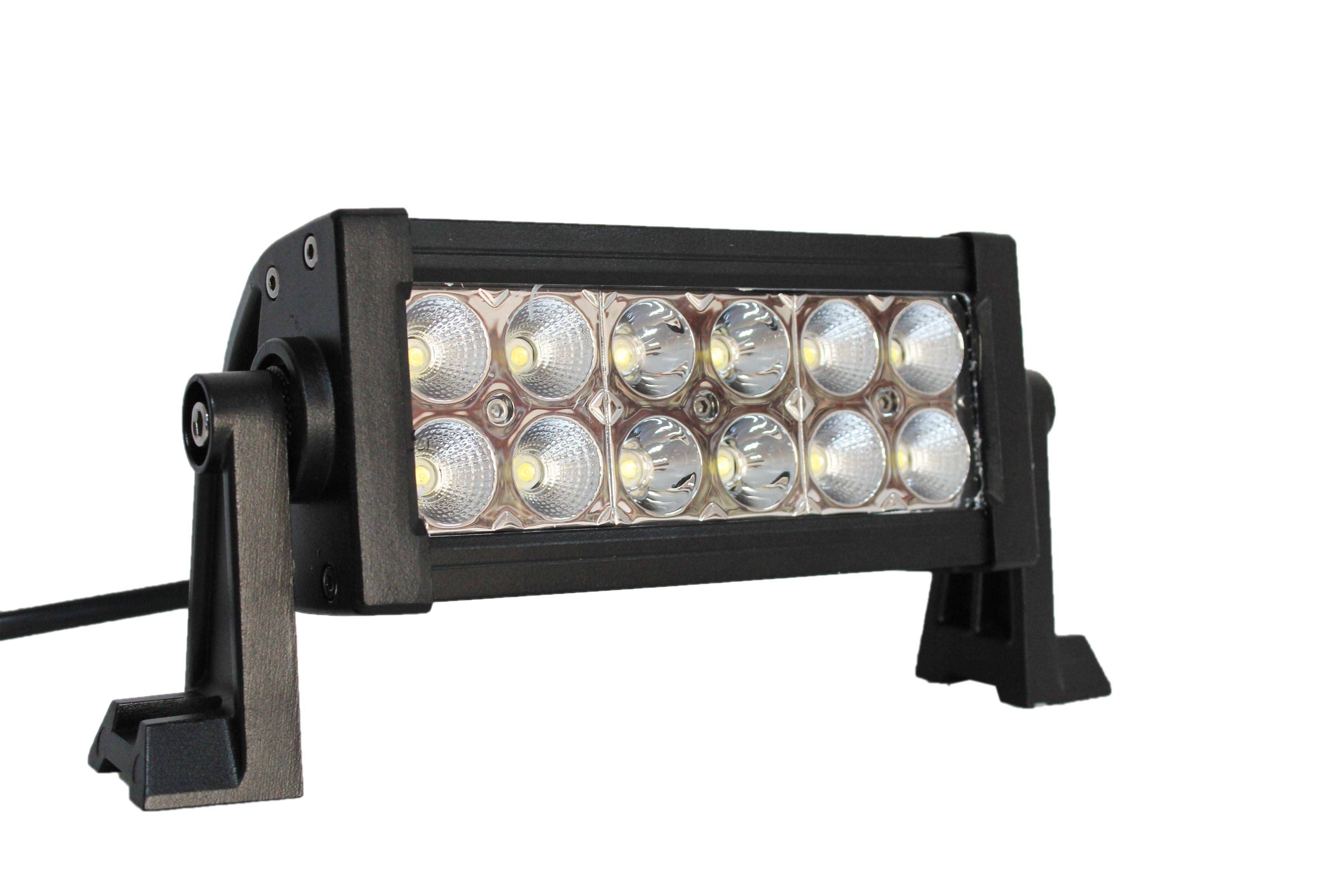 High/Low Beam ,Single row 3W Epistar,Light bar,car headlight stong led
