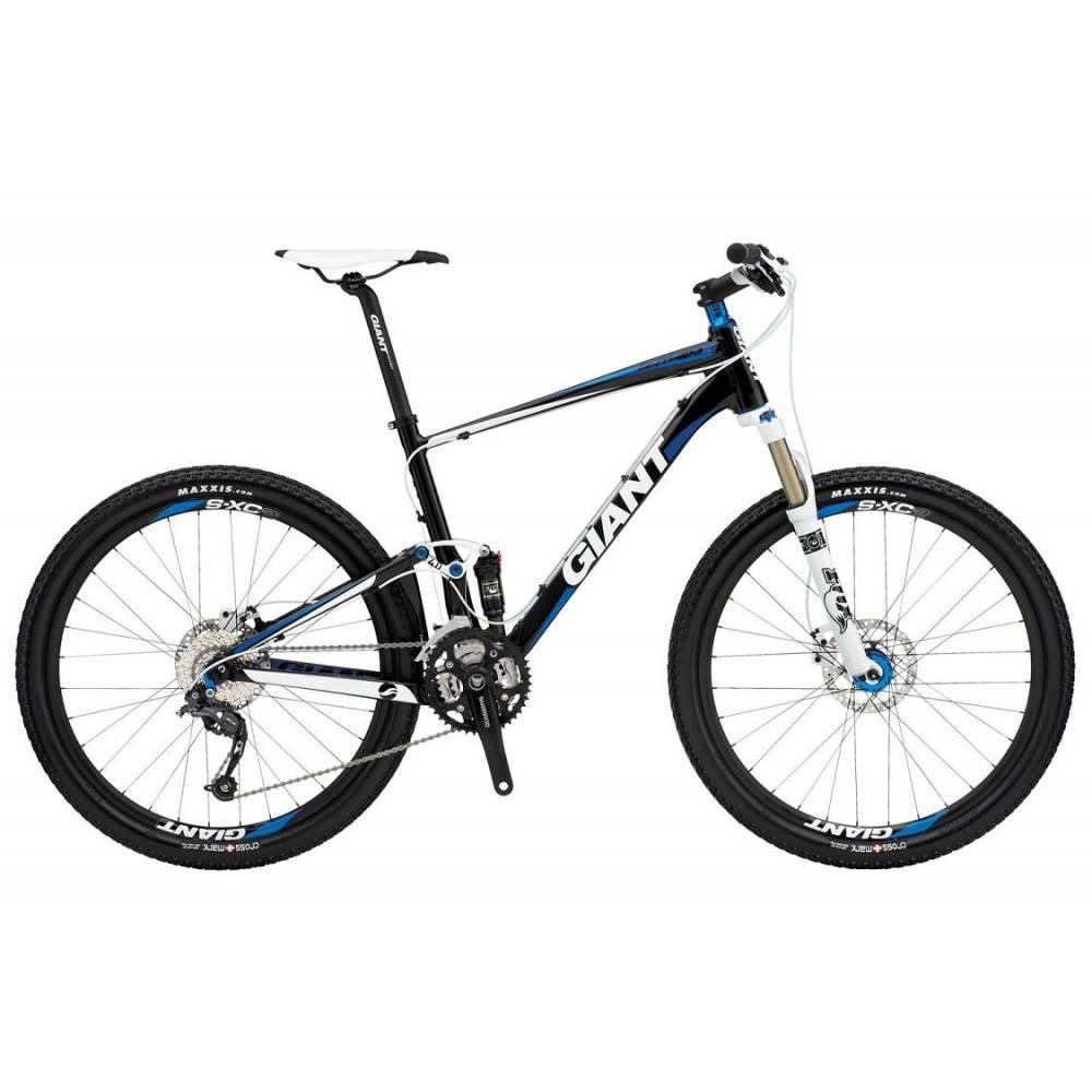 Giant Anthem X3 Bike 2012
