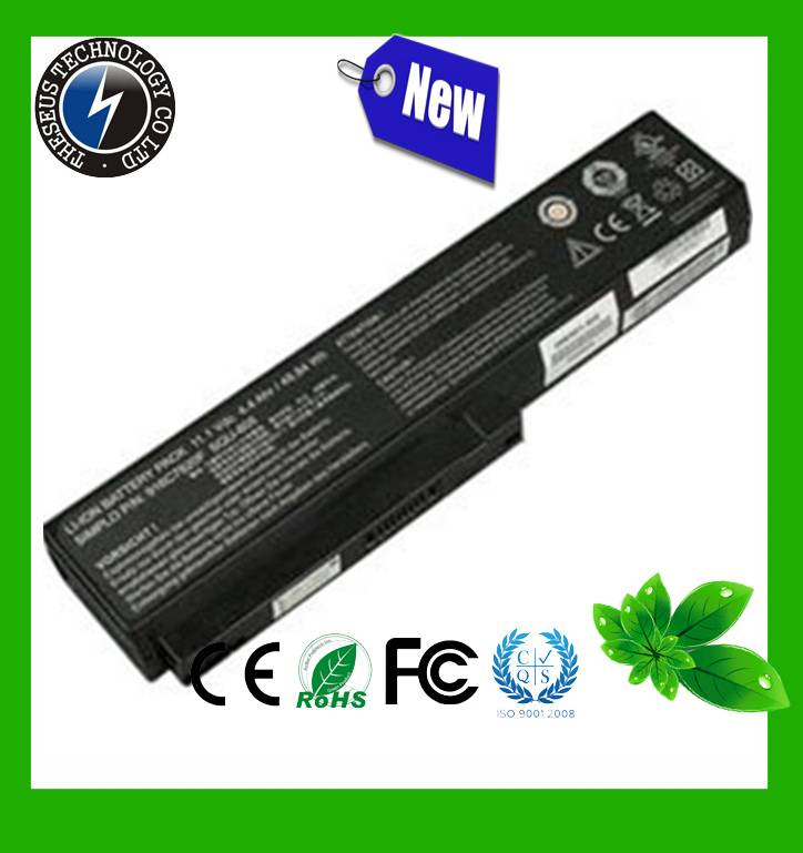 Laptop Battery for LG R410 R510 SQU-805 SQU-804 SQU-807 2012 NEW