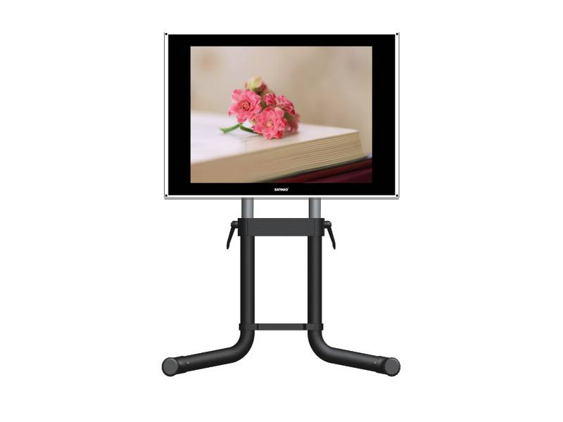 SANMAO 42 Inch Square HD 1920*1080 Scaffolding LCD Advertising Media Player Machine