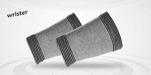 High Quality Comfortable Polyester Cotton Wrister & Headband