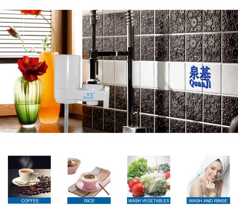 direct drink faucet water purifier factory