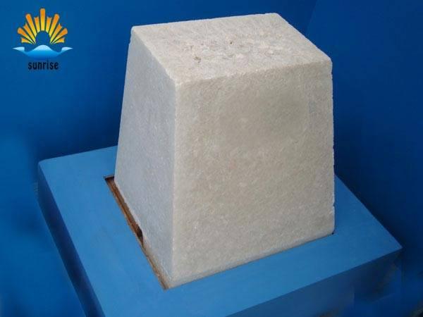 Beta Fused cast Alumina Block