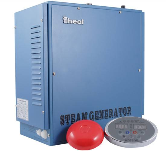 OC90 9kw Hi heat steam generator for commercial use