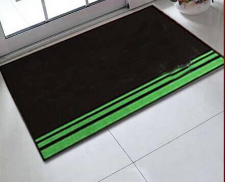 Door Mats With Custom Print,OEM floor mat, MOQ 1pc