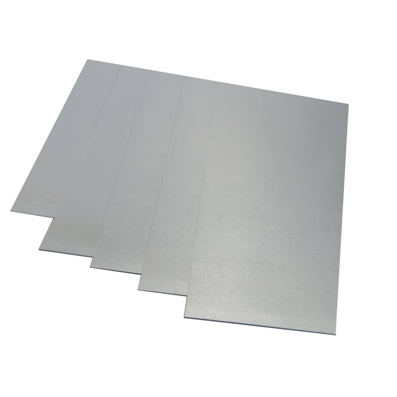 Aluminium sheet and coil for African market
