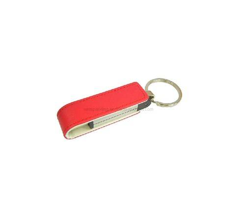 Leather USB Memory Stick (WS-L007)