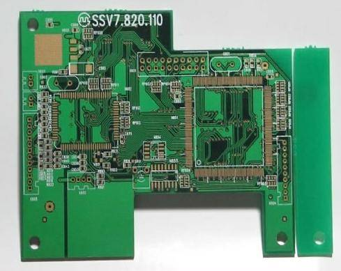 double layer circuit board/pcb/fpc.manufacture