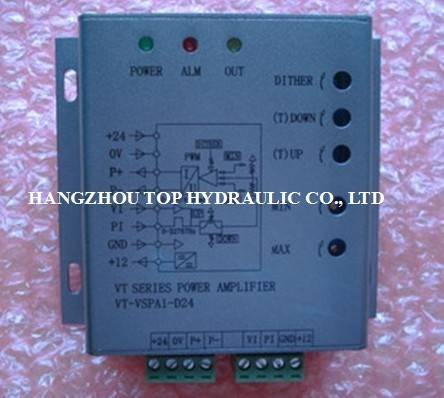 hydraulic proportional amplifier VT-P-D24-AX-X