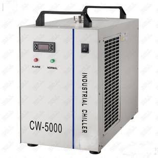 High efficient industry laser water chiller CW5000
