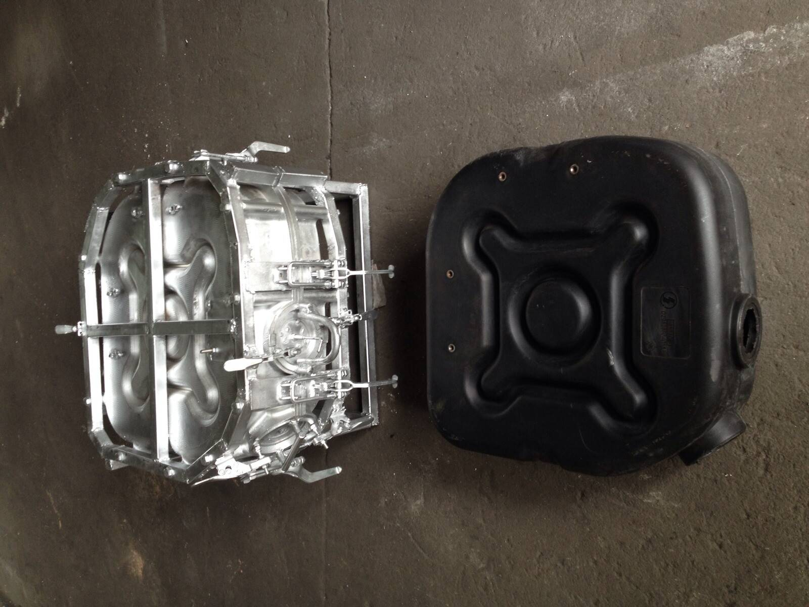 Rotational Molds for Fuel Tank, Urea Tank, Rotomolding Box Mold, Rotational Molding Moulds