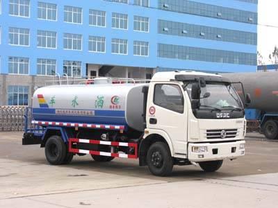 Dongfeng duolika water truck