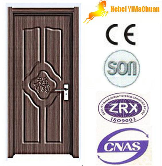 Laminated door hot sale in China