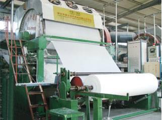 fast speed toilet paper making machine