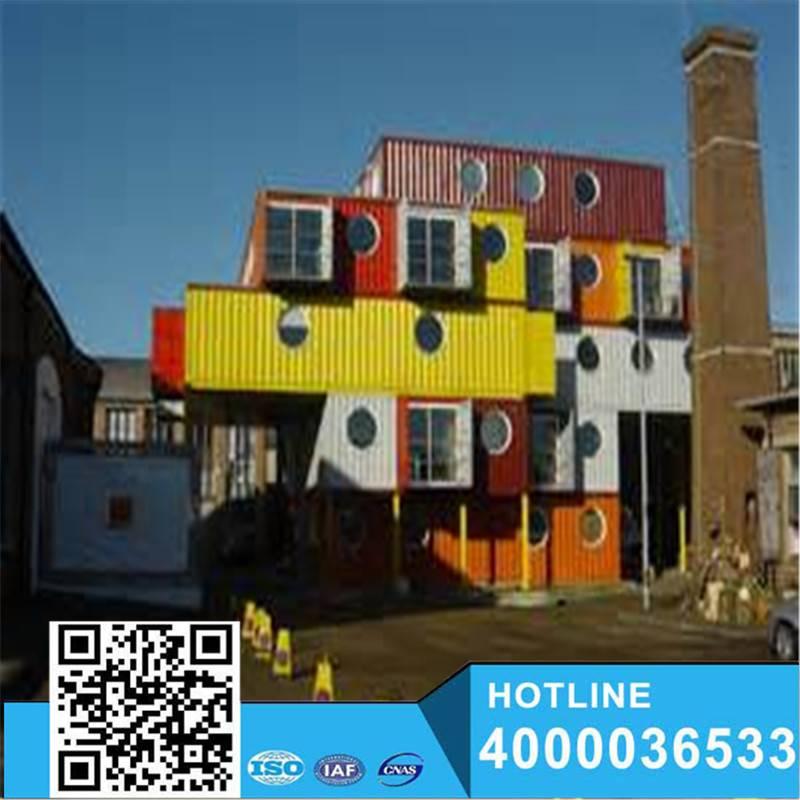 Beautiful Design DIY low cost Prefab hotel