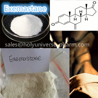 Anti-estrogen exemestane Aromasin Cas107868-30-4