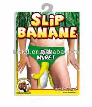 sexy men's banana shape penis underwear