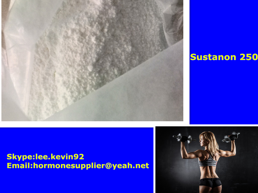 Injectable Anabolic Sustanon 250 /Testosterone Anabolic Steroid Muscle Growth for bodybuilder
