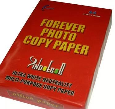 A4 Copy paper virgin pulp 80gsm