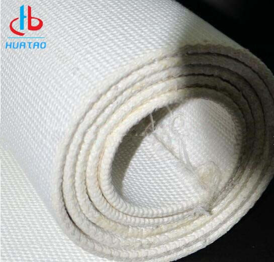 Needled Polyester Air Slide Fabric for Cement