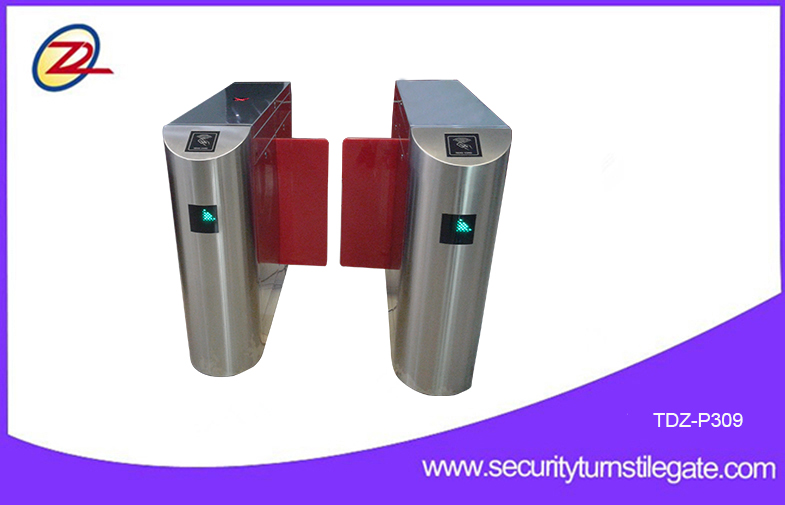 2018 RFID card door access control 304 stainless steel sliding gate