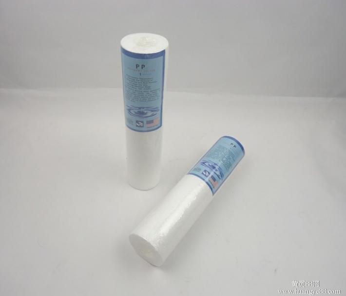 Domestic iron removal filter cartridge